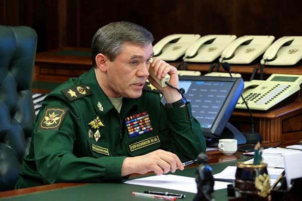 Rusia mulai tarik pasukan dari Suriah