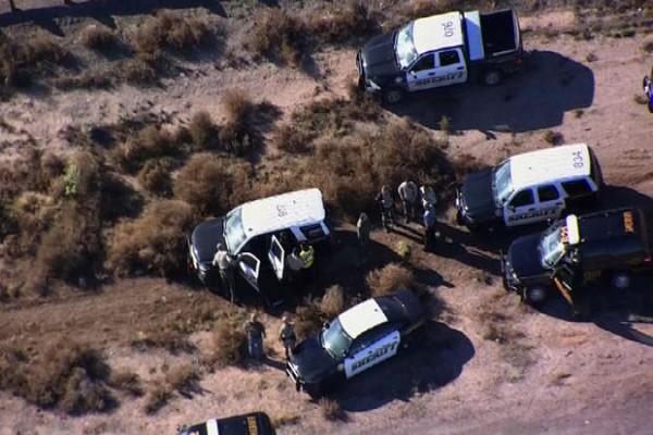Perempuan telanjang curi mobil patroli sherif di Arizona