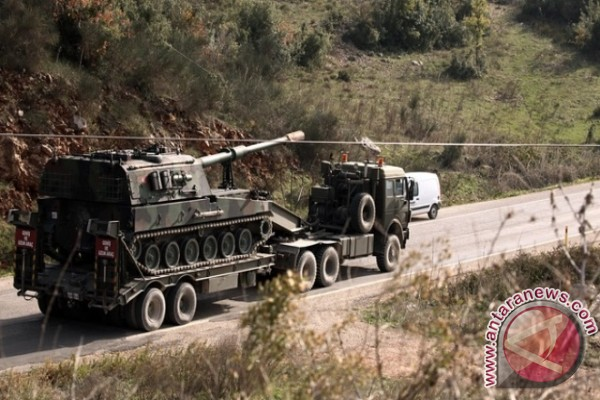32 petempur ISIS tewas dalam operasi militer Turki