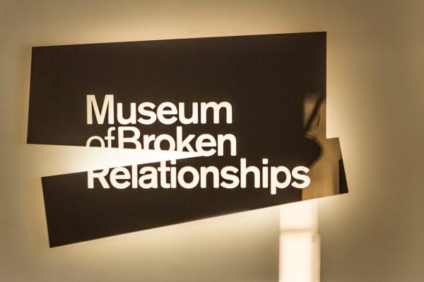 Di dalam museum yang mengabadikan patah hati