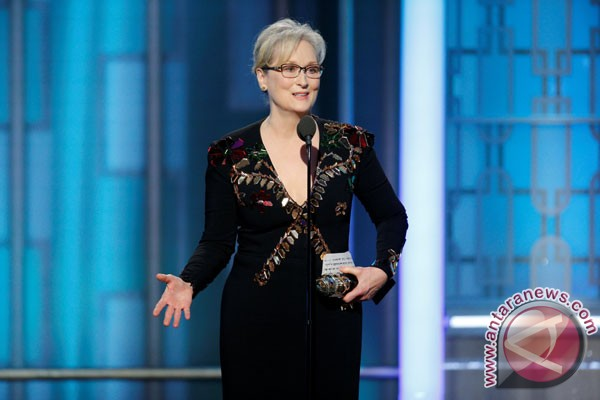 Trump sebut Meryl Streep