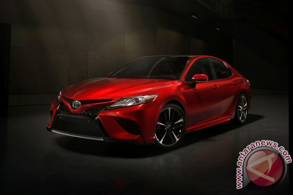 Debut di AS, Toyota All New Camry 2018 tampil lebih sporty