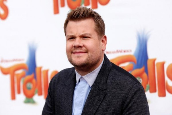 Jadi Host, James Corden Tak Menyanyi Di Grammy