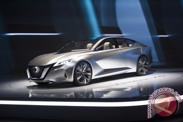 Nissan Vmotion 2.0 Mobil Konsep Terbaik NAIAS 2017