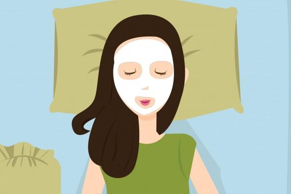 Bahaya pakai masker wajah terlalu lama