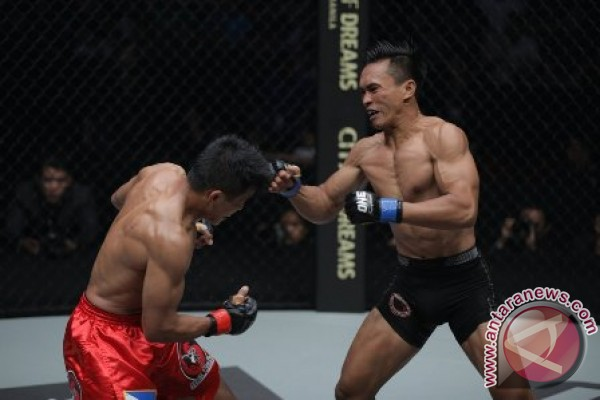 Stefer Rahardian andalan Indonesia di One Championship