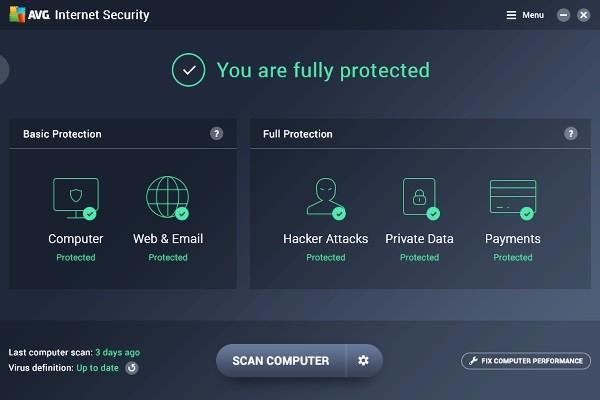 AVG 2017 Luncurkan AntiVirus FREE, Internet Security Dan TuneUp