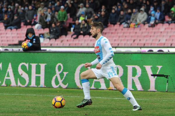 Mertens setujui kontrak baru di Napoli, cantumkan klausa khusus