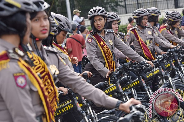 Jakarta police deploy 16,222 personnel to secure elections