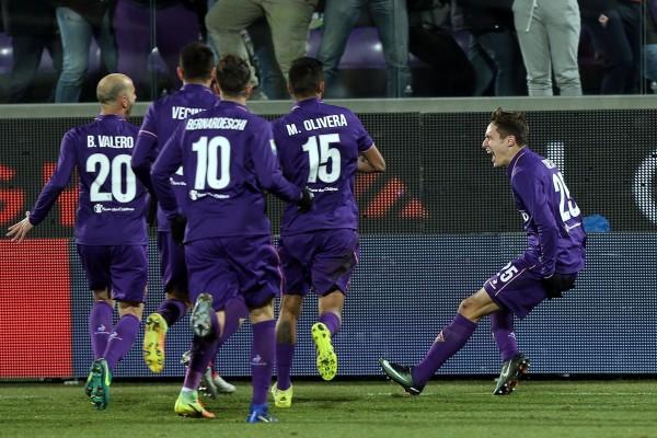 Fiorentina Jegal Juventus 2 1