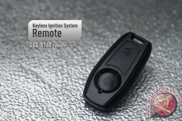 Keyless Ignition, Fitur Keamanan Unggulan Suzuki GSX-R 150