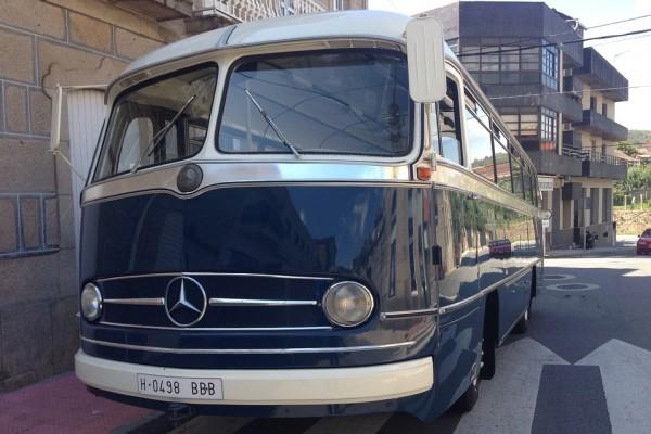 Bus klasik siap mejeng di Incubus 2017