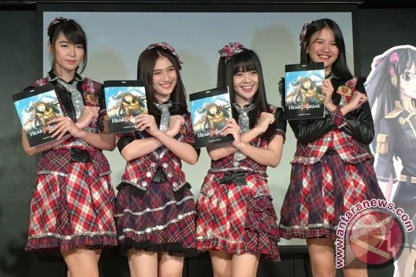 Anggota JKT48 Ini Pernah Bercita-cita Jadi Sailormoon