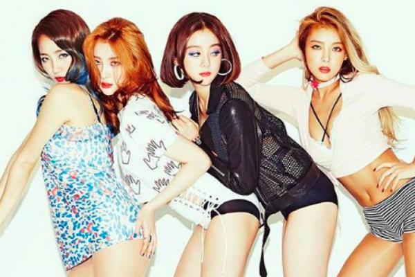 Grup K-pop Wonder Girls Bubar
