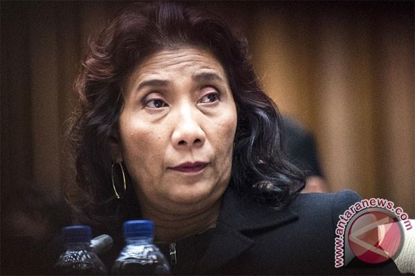 Susi Pudjiastuti Kandidat Ketua PB Lemkari