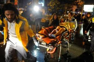 Turki rilis video detik-detik teroris serang kelab malam Istanbul