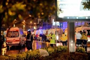 Pelaku Serangan Istanbul mungkin dari Uzbekistan atau Kyrgyzstan