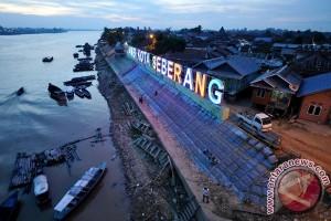 Pemkab Banyumas harapkan Sungai Serayu jadi destinasi wisata