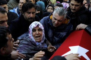 Serangan Istanbul, Turki tahan dua warga negara asing