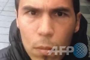 Pembantai kelab malam Istanbul datang ke Turki dari Suriah