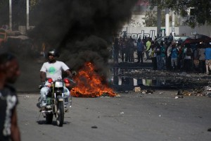 Aksi unjuk rasa besar terjadi di Haiti terkait kenaikan pajak