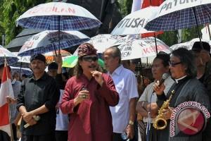 Aksi Solidaritas Untuk Kendeng