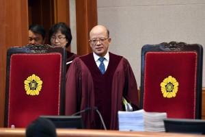 Mahkamah Korsel putuskan soal impeachment Geun-hye pekan ini