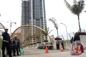Insiden Runtuhnya Tangga Di Pembangunan Apartemen