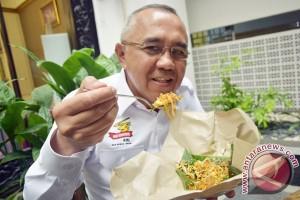 Riau targetkan 25 persen bahan makanan pokok dari sagu