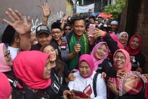 Kampanye Agus Yudhoyono Di Kebon Jeruk
