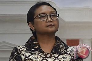 Retno Marsudi sedang di Rakhine untuk salurkan bantuan