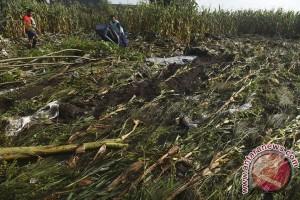 Ratusan rumah tergenang banjir di Lombok Timur