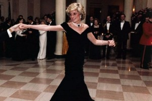 Surat Putri Diana terjual di lelang