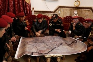 Iraqi forces close in on Tigris in ISIS stronghold Mosul