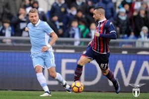 Lazio kalahkan Udinese 1-0 berkat penalti Immobile