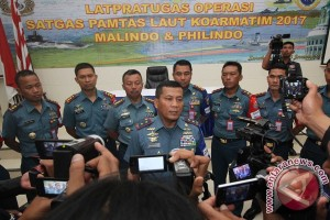 Latihan Pratugas Operasi Pengamanan Terbatas