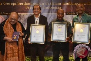 Rekor Muri Untuk Freeport Indonesia