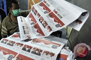 Tiga ketua umum partai politik tingkatkan elektabilitas calon gubernur DKI
