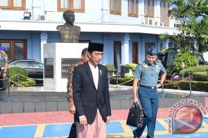 Kunjungan Kerja Presiden Ke Jateng