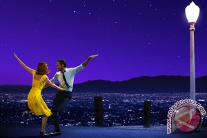 "Soundtrack ""La La Land"" peringkat dua Billboard"