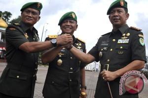 Sertijab Danrem Banten