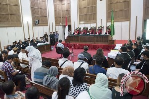 Jaksa hadirkan lima saksi untuk sidang lanjutan kasus Ahok