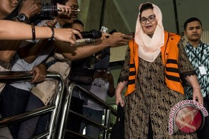 Pemeriksaan Lanjutan Siti Fadilah Supari