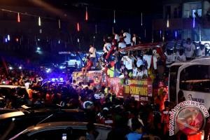 Persipura turun di laga amal korban bencana Aceh