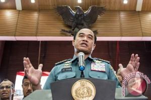 TNI AL peringati Isra Mi'raj di Cilangkap