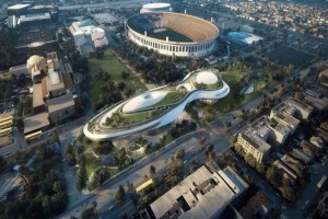 George Lucas pilih LA untuk Museum of Narrative Art