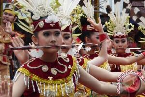 Barito Utara gelar Festival Budaya Dayak