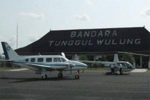 Menteri perhubungan dan PLN akan bahas Bandara Tunggul Wulung