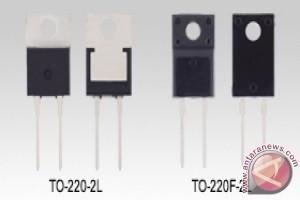 Toshiba luncurkan Dioda schottky barrier (SBDs) silikon karbida (SiC) 650V generasi kedua dengan performa lonjakan arus maju yang disempurnakan