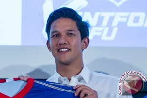 Bali United rekrut Irfan Bachdim satu tahun